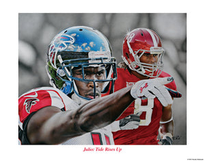 Julio Jones: Tide Rises UP