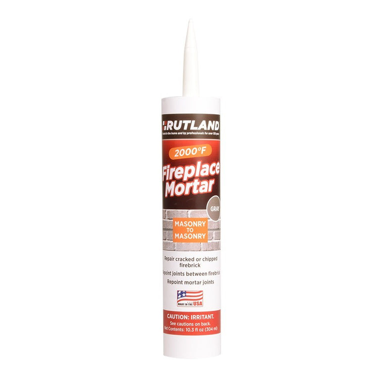 Rutland - Fireplace Mortar - Gray - 63G