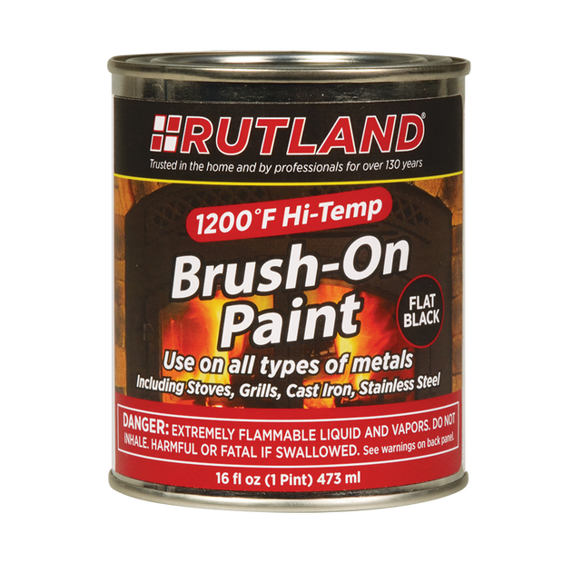 Rutland - Hi-Temperature Brush-On Paint