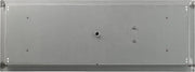 "36"" Rectangle burner pan from american fire glass - ss-afpp-36"