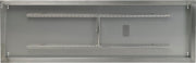 "48"" Rectangular Pan Burner Kit - ss-afpp-48"