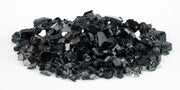 "American Fire Glass - Black Reflective 1/2"" Glass - AFF-BLKRF12-10 _2"