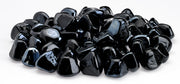 American Fire Glass - Black Diamond Zircon Lusters - ZIR-BLKDMDLST-10-J 2