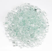 "American Fire Glass - Clear 1/2"" Glass - AFF-CLR12-10"