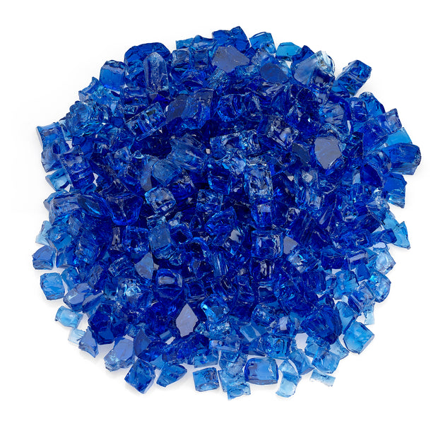"American Fire Glass - Cobalt 1/2"" Glass - AFF-COBL12-10"