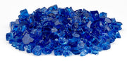 "American Fire Glass - Cobalt 1/2"" Glass - AFF-COBL12-10  2"