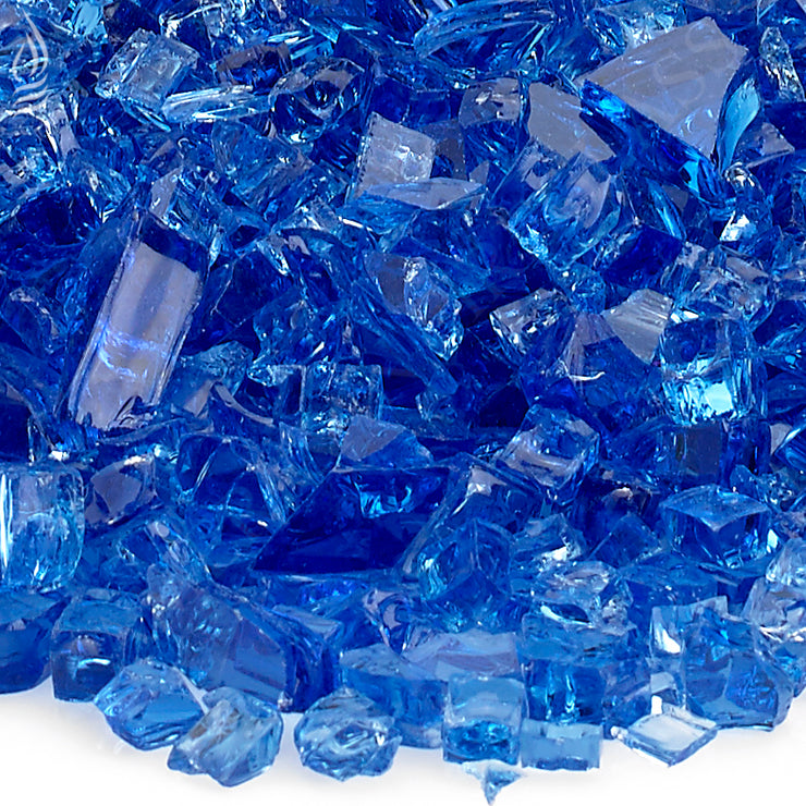 American Fire Glass - Cobalt Glass - AFF-COBL-10-J 3