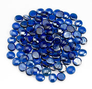 American Fire Glass - Royal Blue Lusters - FB-ROYLST-10 _