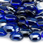 American Fire Glass - Royal Blue Lusters - FB-ROYLST-10 _3