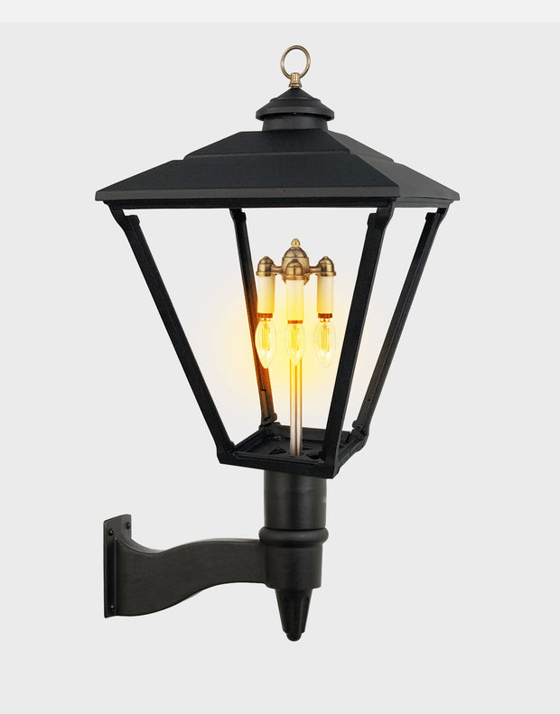 The Baldwin Wall Mounted Gas Light - 3800W