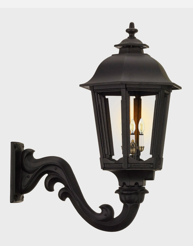 Bavarian Wall Mounted Gas Light 1200W
