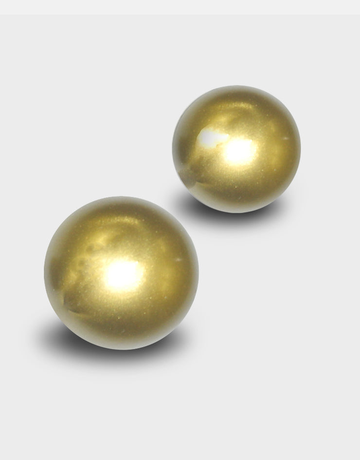 Black Ladder Rest with Gold Balls - LR1GB 4