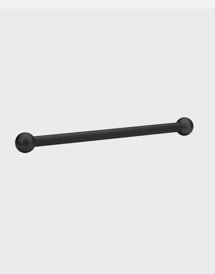 Black Plastic Balls for Ladder Rests - BPB