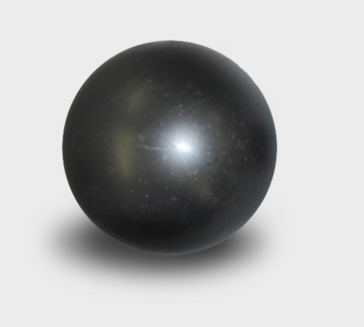 Black Plastic Balls - BPB for Ladder Rest