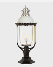Boulevard Pier Mount Gas Light - 3600R