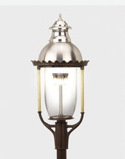 Boulevard Post Mount Gas Light 3600H