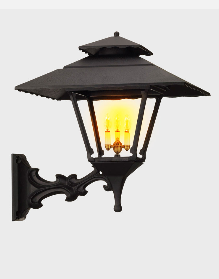 Contemporary Wall Mount Gas Light - 1800W