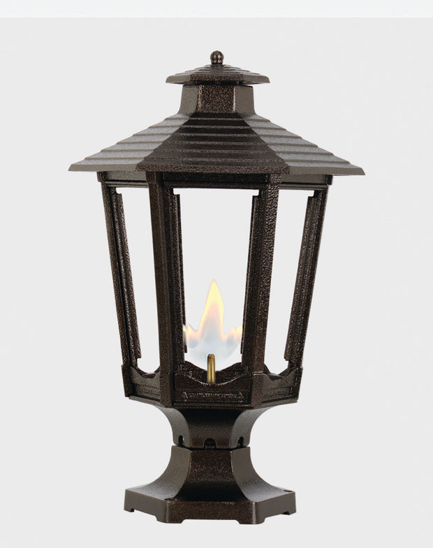 Cosmopolitan Pier Mounted Gas Light 1600R