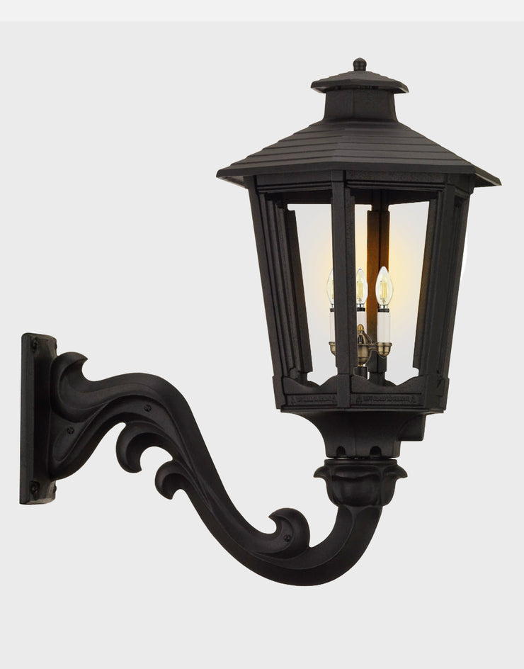 Cosmopolitan Wall Mount Gas Light - 1600W