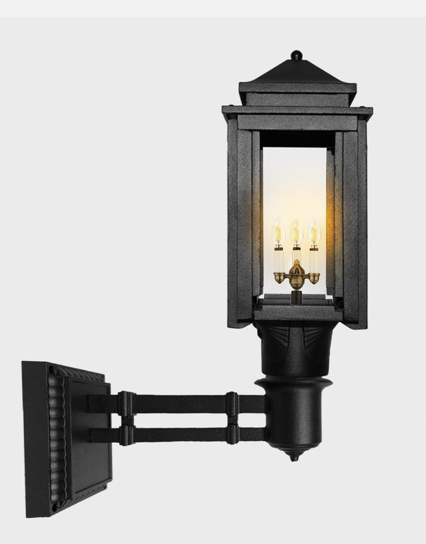 The Craftsman Wall Mount Gas Light 1100W