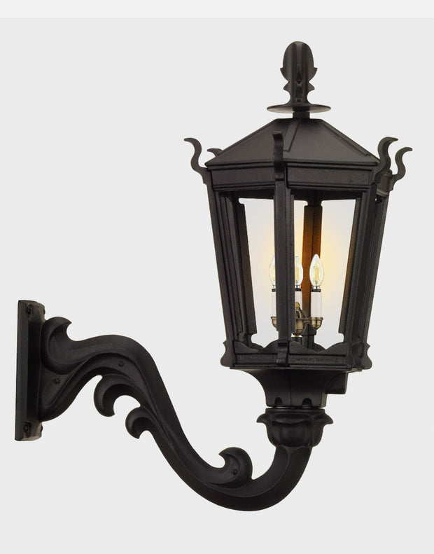 Gothic Wall Mount Gas Light - 2900W