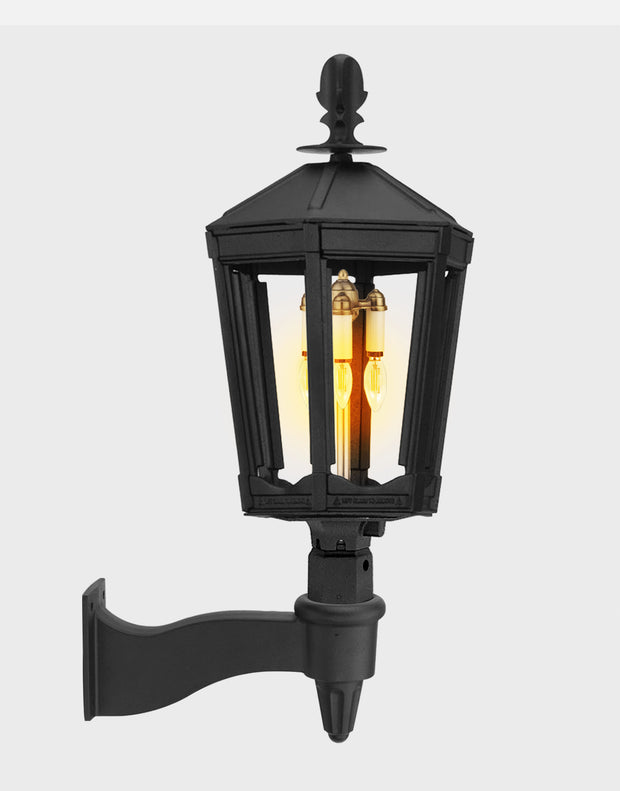 The Grand Vienna Wall Mounted Gas Light - 3100W