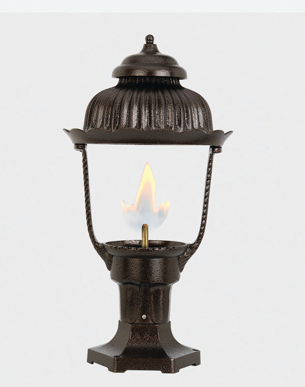 Heritage Pier Mount Gas Light 1700R