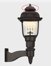 American Gas Lamp Works - RS17 Rain Shield for 1700 Heritage 4