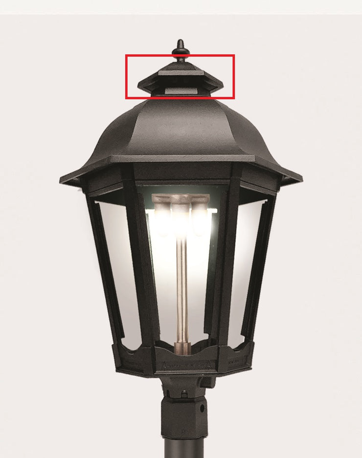 American Gas Lamp Works Rain Shield RS32