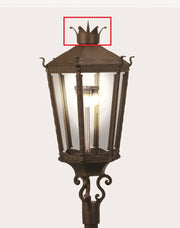 American Gas Lamp Work Rain Shield RS90