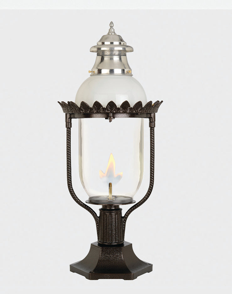 Victorian Pier Mounted Gas LIghts - 4200R