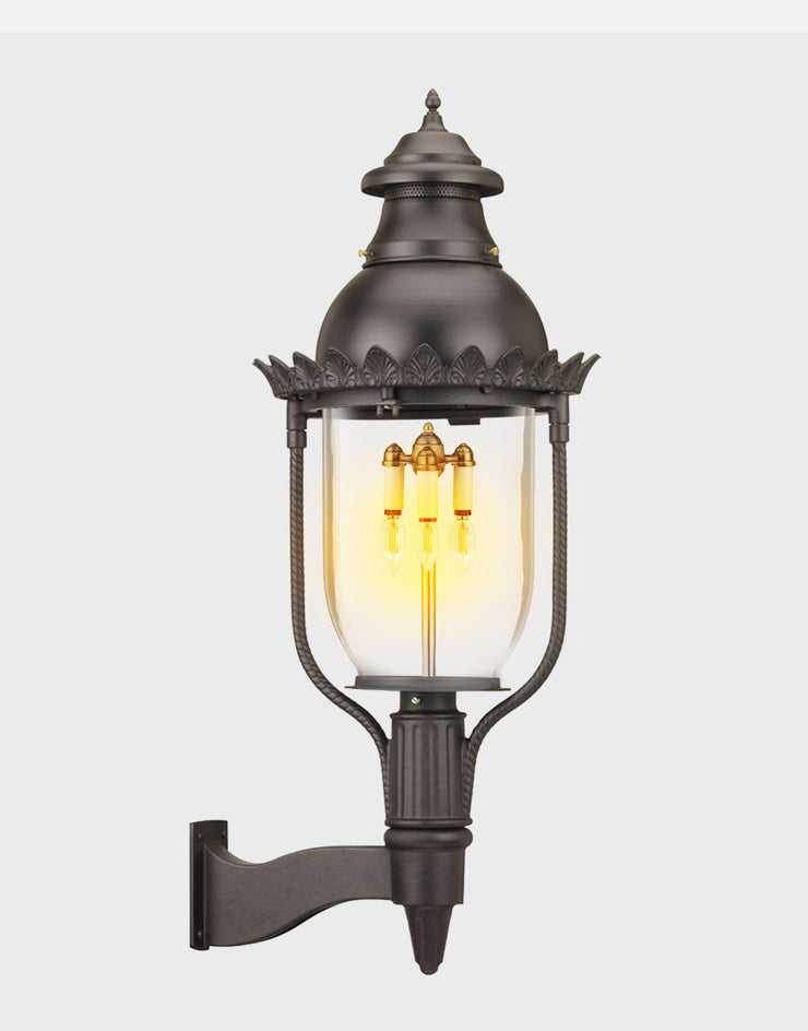Victorian Wall Mounted Gas Light - 4200W