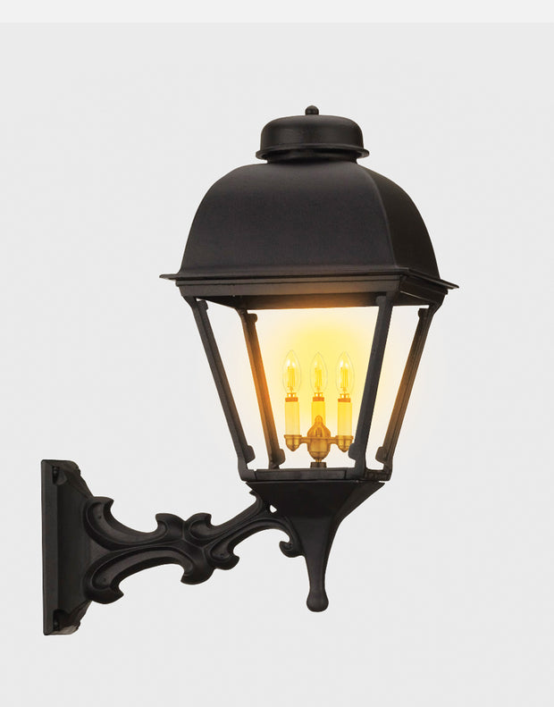 Washington Wall Mount Gas Light 200)W