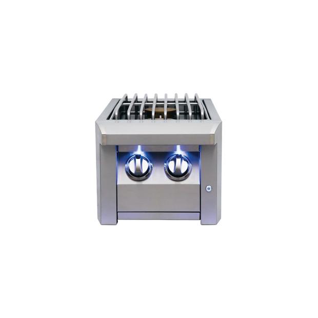 Double Side Burner - ASBSSB by American Renaissance Grills 2