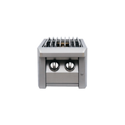 Double Side Burner - ASBSSB by American Renaissance Grills 3
