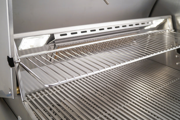 AOG Grills - 24NGL - Post Mount L Series Grill - 13