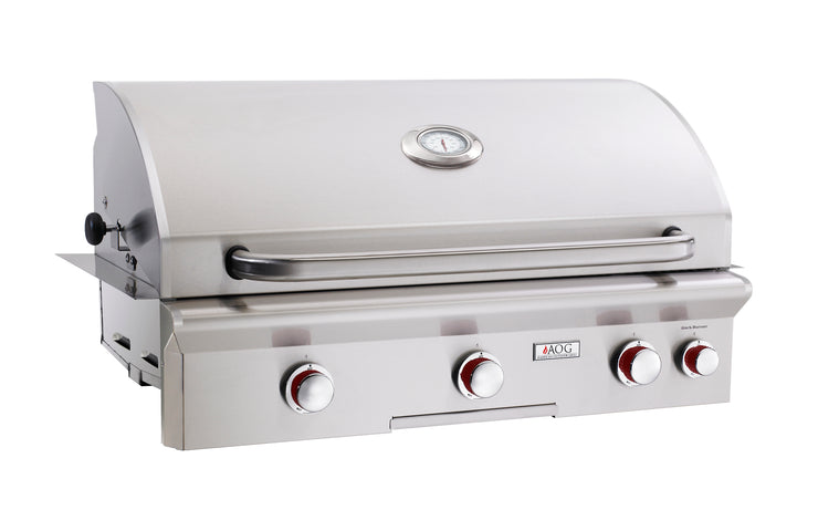 "AOG Grills - 36"" Built-In Grill Head w/ Rotisserie - 36NBT"
