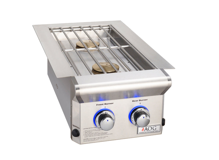 AOG 3282L Double Side Burner