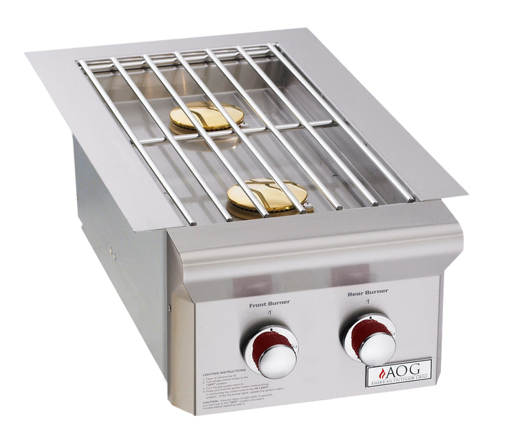 AOG Grills - T Series Double Side Burner - 3282T