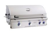 "AOG Grills - 36NBL - 36"" Built-in Gas Grill"