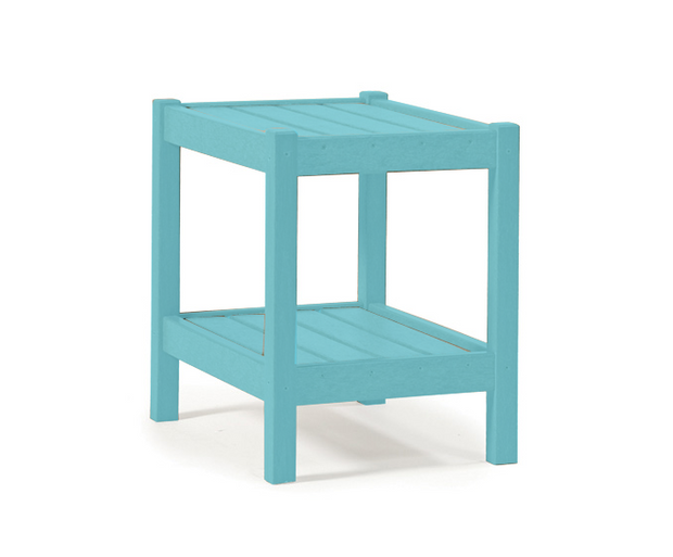 Breezesta - Adirondack Accent Table - Sea Foam