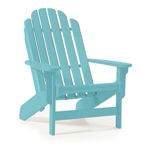 Breezesta - Shoreline Adirondack Chair - Sea Foam