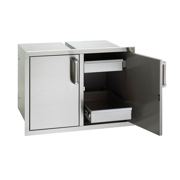 Fire Magic - Premium - Double Doors w/ 2 Drawers