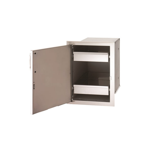 Fire Magic Door with Drawers 33820-SL