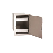 Fire Magic Single Door with Drawers 33820-SR