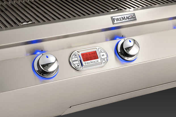 "Fire Magic - Echelon Diamond 36"" E790i Built-in Grill Digital - 6"