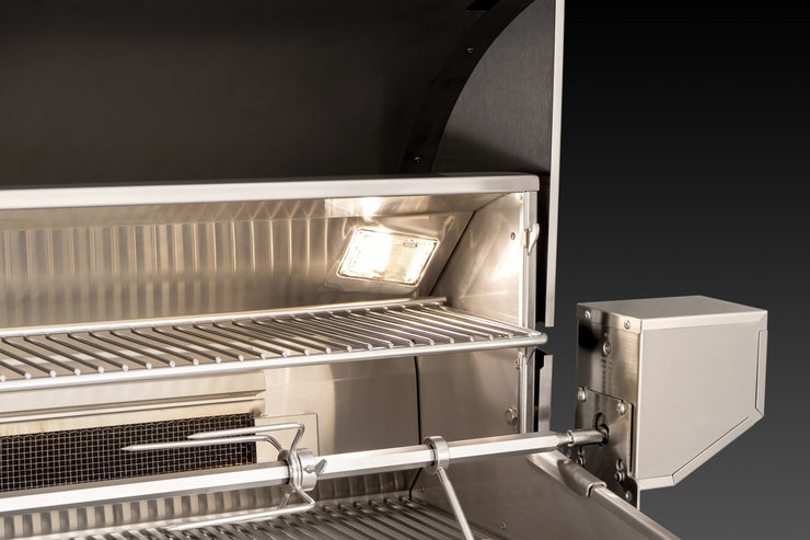 "Fire Magic - Echelon Diamond 36"" E790i Built-in Grill Digital - 9"