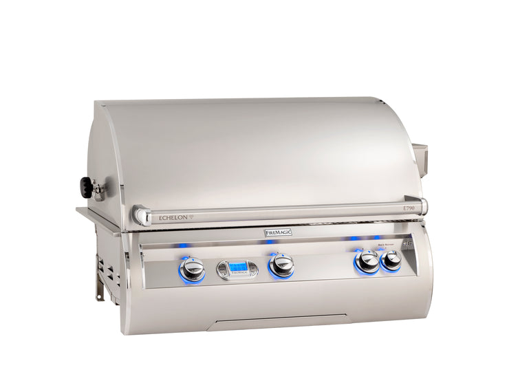 "Fire Magic - Echelon Diamond 36"" E790i Built-in Grill Digital -"