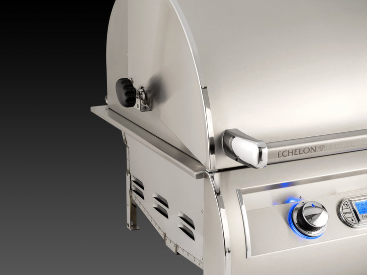 "Fire Magic - Echelon Diamond 36"" E790i Built-in Grill Digital - 3"
