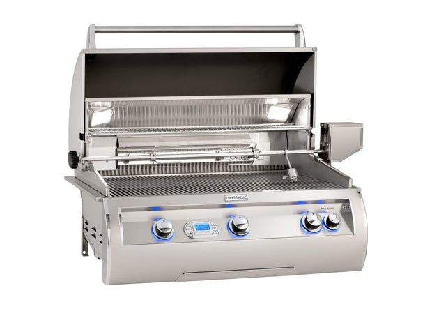 "Fire Magic - Echelon Diamond 36"" E790i Built-in Grill Digital - 2"
